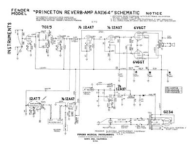 [DIAGRAM_4FR]  Mojotone Princeton Reverb Clone Project | Fender Princeton Wiring Diagram |  | Mojotone Princeton Reverb Clone Project